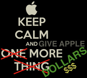apple more dollars
